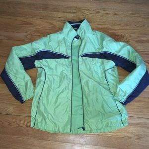 Jackets & Blazers - Lime Green BCG Sports Jacket